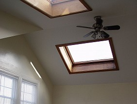 Skylights can impact energy use and efficiency