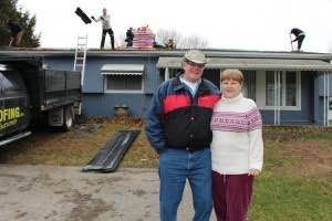 Roofers to the Rescue – As Featured on KICX 106FM Radio