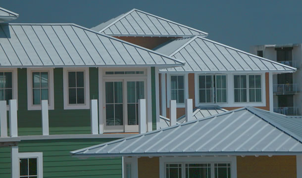 metal roofing residential commercial am roofing solutions