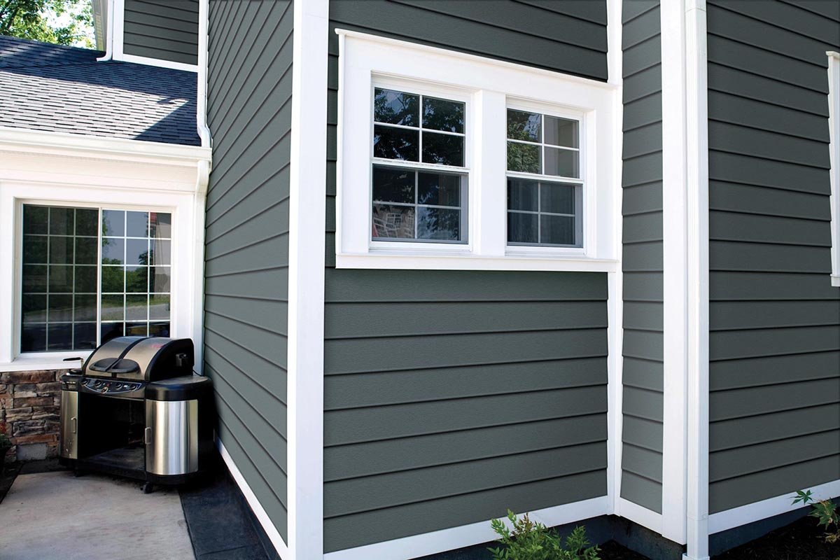 Siding replacement and repair in london am roofing solutions for New siding colors